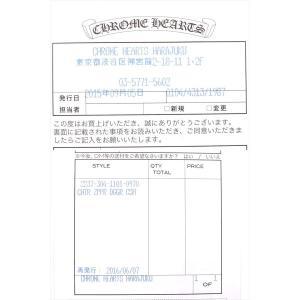 中古 国内正規 Chrome Hearts ダガージップ レザー 手袋 7/黒 クロムハーツ グローブ CNTR ZPPR DGGR CSH|brand-life|03