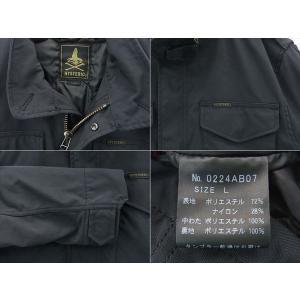 中古 HystericGlamourプリマロフトワッペンM-65ジャケットL|brand-life|02