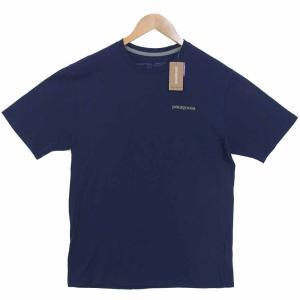 patagonia パタゴニア 38528 Flying Fish Organic Cotton T-Shirt フライング フィッシュ オーガニック Tシャツ S【新古品】【未使用】【中古】 brand-life