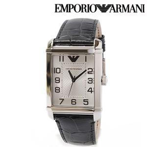 EMPORIO ARMANI エンポリオ アルマーニ メンズ腕時計 クラッシック (Classic) ブラック AR0486 新品 送料無料|brand-pit