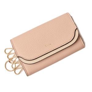 6f511a661475 クロエ キーケース Chloe EASY/イージー Cement Pink/セメントピンク CHC17WP975H8J 6J5