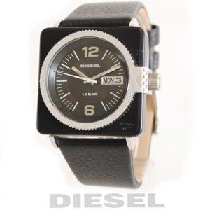 ディーゼル DIESEL メンズ 腕時計 スクエア/ブラック DZ5186【新品】【送料無料】|brand-pit