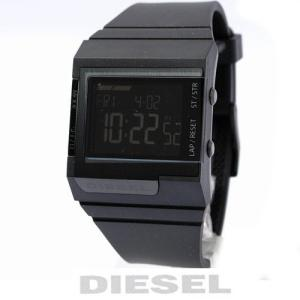 ディーゼル DIESEL ユニセックス(男女兼用) 腕時計 ブラック DZ7150【新品】【送料無料】|brand-pit