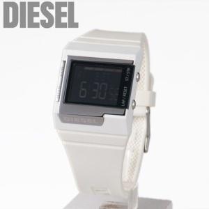 ディーゼル DIESEL ユニセックス(男女兼用) 腕時計 ホワイト DZ7131【新品】【送料無料】|brand-pit