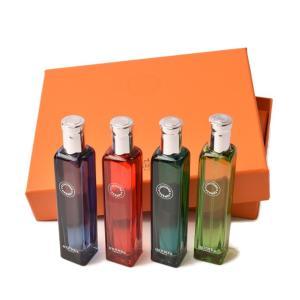 エルメス 香水 4本セット HERMES オーデコロン コレクション セット