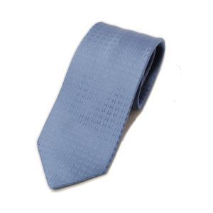 エルメス ネクタイ HERMES 030189T SEYCHELLES/ライトブルー シルク100%