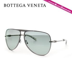 ボッテガヴェネタ サングラス BOTTEGA VENETA B.V. 129S 63/10 GDB/00 SMTSLV DKGRE メンズ レディース ディアドロップ|brand-sunglasshouse