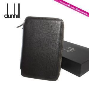 ダンヒル dunhill 財布 長財布 ADV8 ダブルジップ トラベルコンパニオン L2K545B