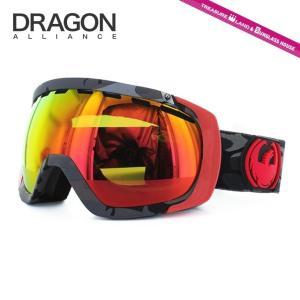 ドラゴン ゴーグル DRAGON ROGUE 722-4278 TJ Schiller/Red Ionized ミディアムフィット スキー スノーボード スノボ|brand-sunglasshouse