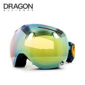 ドラゴン ゴーグル 2014-2015年モデル ミラーレンズ レギュラーフィット DRAGON X1 722-5420 スキー スノーボード スノボ メンズ レディース|brand-sunglasshouse