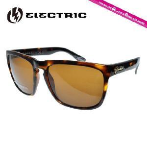 エレクトリック サングラス ELECTRIC KNOXVILLE XL TORTOISE SHELL/MELANIN BRONZE メンズ レディス|brand-sunglasshouse