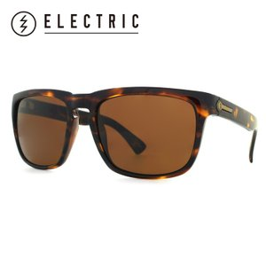 エレクトリック サングラス レギュラーフィット ELECTRIC KNOXVILLE TORTOISE SHELL/MELANIN BRONZE 55|brand-sunglasshouse