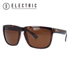 エレクトリック サングラス レギュラーフィット ELECTRIC KNOXVILL XL TORTOISE SHELL/MELANIN BRONZE 60|brand-sunglasshouse