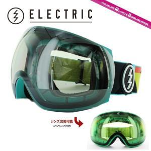 エレクトリック ゴーグル ELECTRIC EG3 BEACH CLEAR/SILVER CHROME EG6214401_CSRC アジアンフィット ヘルメット対応 2014・2015モデル スノーボード スノボ brand-sunglasshouse