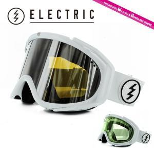 エレクトリック ゴーグル ELECTRIC リグ RIG GLOSS WHITE BRONZE/SILVER CHROME EG6414050_BSRC アジアンフィット ヘルメット対応 2014・2015モデル|brand-sunglasshouse