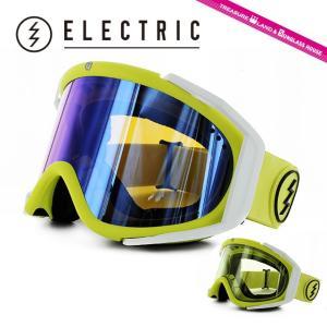 エレクトリック ゴーグル ELECTRIC リグ RIG NUKUS BRONZE/BLUE CHROME EG6414200_BBLC アジアンフィット ヘルメット対応 2014・2015モデル スノーボード スノボ|brand-sunglasshouse