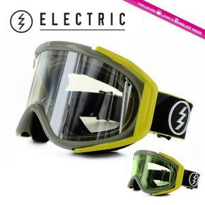 エレクトリック ゴーグル ELECTRIC リグ RIG DUB CLEAR/SILVER CHROME EG6414402_CSRC アジアンフィット ヘルメット対応 2014・2015モデル スノーボード スノボ brand-sunglasshouse