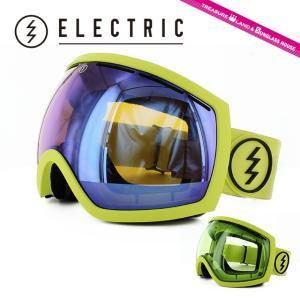 エレクトリック ゴーグル ELECTRIC EG2 NUKUS BRONZE/BLUE CHROME EG5514200_BBLC アジアンフィット ヘルメット対応 2014・2015モデル スノーボード スノボ brand-sunglasshouse
