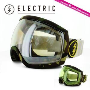 エレクトリック ゴーグル ELECTRIC EG2 HEMP CLEAR/SILVER CHROME EG5514350_CSRC アジアンフィット ヘルメット対応 2014・2015モデル スノーボード スノボ brand-sunglasshouse