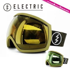 エレクトリック ゴーグル ELECTRIC EG2 HUSTLE BRONZE/BRONZE CHROME EG5514351_BBRC アジアンフィット ヘルメット対応 2014・2015モデル スノーボード スノボ brand-sunglasshouse