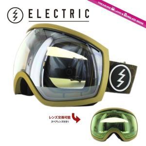 エレクトリック ゴーグル ELECTRIC EG2 HUSTLE CLEAR/SILVER CHROME EG5514351_CSRC アジアンフィット ヘルメット対応 2014・2015モデル スノーボード スノボ brand-sunglasshouse