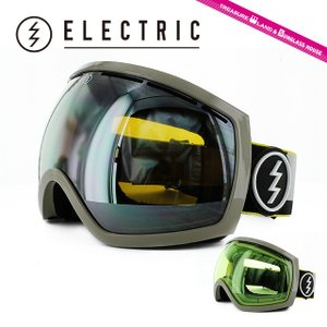 エレクトリック ゴーグル ELECTRIC EG2 DUB BRONZE/SILVER CHROME EG5514402_BSRC アジアンフィット ヘルメット対応 2014・2015モデル スノーボード スノボ brand-sunglasshouse