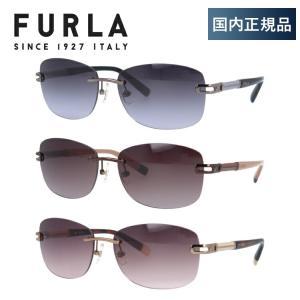 フルラ サングラス FURLA SU4312J 0568/0300/0A75/08FE 59 アジアンフィット メンズ レディース|brand-sunglasshouse