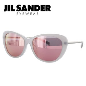 ジルサンダー JIL SANDER サングラス 度付き対応 メンズ レディース ブランド おしゃれ アジアンフィット ミラーレンズ J3001-M 58サイズ|brand-sunglasshouse