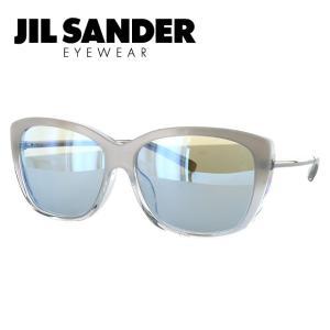 ジルサンダー JIL SANDER サングラス 度付き対応 メンズ レディース ブランド おしゃれ アジアンフィット ミラーレンズ ウェリントン型 J3003-M 60サイズ|brand-sunglasshouse