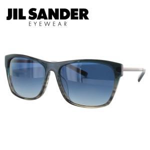 ジルサンダー JIL SANDER サングラス 度付き対応 メンズ レディース ブランド おしゃれ アジアンフィット ウェリントン型 J3004-L 59サイズ|brand-sunglasshouse