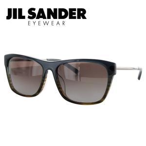 ジルサンダー JIL SANDER サングラス 度付き対応 メンズ レディース ブランド おしゃれ アジアンフィット ウェリントン型 J3004-N 59サイズ|brand-sunglasshouse
