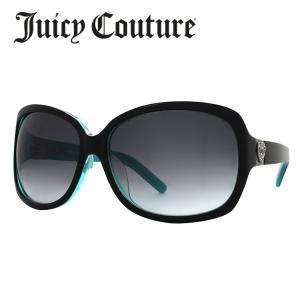 JUICY COUTURE ジューシークチュール サングラス 度付き対応 SIENNAFS EL9/JJ ブラック・ターコイズ/スモークグラデーション|brand-sunglasshouse