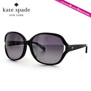 ケイトスペード kate spade サングラス ADELIA FS 807/EU 60 ブラック アジアンフィット レディース 国内正規品|brand-sunglasshouse