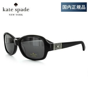 ケイトスペード kate spade サングラス CHEYENNE PS 807/Y2 55 偏光 ブラック レギュラーフィット レディース 国内正規品|brand-sunglasshouse
