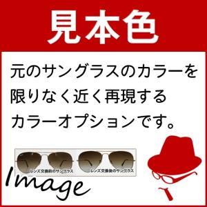 【カラーオプション】 度付きサングラスをお作りの際に 元のサングラスに近い色にするならコレ!見本色  【HOYA/SAビジョン/KODAK専用】 brand-sunglasshouse