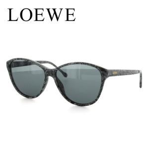 ロエベ LOEWE サングラス SLW931M 09AY 57サイズ レギュラーフィット ウェリントン型 度付き対応 サングラスハウス