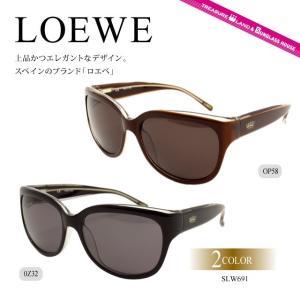 ロエベ サングラス LOEWE SLW691 0P58/0Z32 メンズ レディース 国内正規品 brand-sunglasshouse