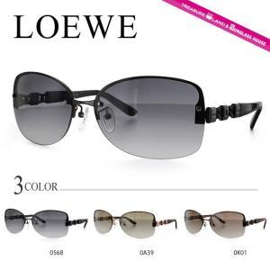 ロエベ サングラス LOEWE SLW384G 0568/0...