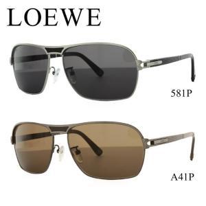 ロエベ サングラス LOEWE SLW456M 581P/A41P 偏光レンズ メンズ レディース アイウェア 度付き対応 サングラスハウス