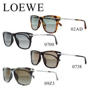 ロエベ サングラス LOEWE SLW891M 02AD/0...