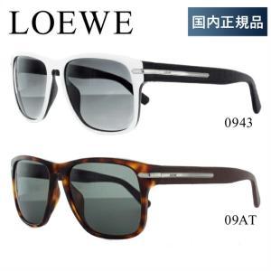 ロエベ サングラス LOEWE SLW892M 0943/09AT メンズ レディース アイウェア 度付き対応 サングラスハウス