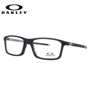 オークリー 伊達 メガネ 度付き 度入り 眼鏡 フレーム OAKLEY Pitchman OX8096-0155 55 メンズ スポーツ 国内正規品|brand-sunglasshouse