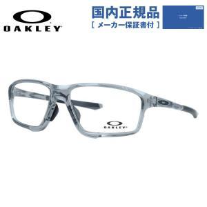 オークリー 伊達 メガネ 度付き 度入り 眼鏡 フレーム OAKLEY Crosslink Zero OX8080-0458 58 メンズ スポーツ 国内正規品|brand-sunglasshouse