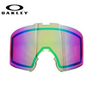 オークリー ゴーグル交換レンズ ラインマイナー プリズム ミラー OAKLEY LINE MINER 101-643-008 スキー スノーボード スノボ メンズ レディース brand-sunglasshouse