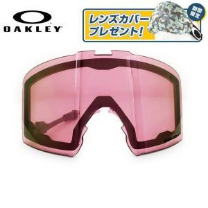 オークリー ゴーグル交換レンズ ラインマイナー インフェルノ プリズム ミラー OAKLEY LINE MINER INFERNO 101-643-011 スキー スノーボード スノボ メンズ|brand-sunglasshouse
