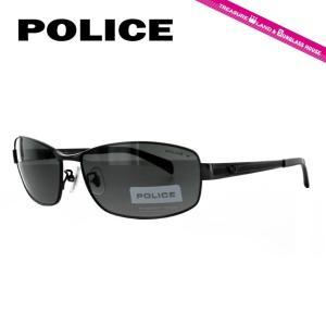 ポリス サングラス POLICE S8910J 530P 61 アジアンフィット 偏光 国内正規品