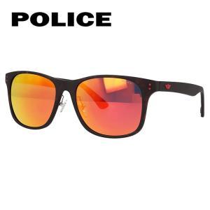 ポリス サングラス 偏光 2019年新作 ミラーレンズ POLICE SPL982I 878R 57 brand-sunglasshouse