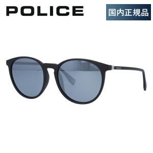 ポリス サングラス 偏光 2019年新作 ミラーレンズ アジアンフィット POLICE SPL983I U28X 53 brand-sunglasshouse