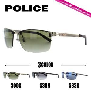 ポリス サングラス チタン POLICE S8914J 300G/530N/583B 63 アジアンフィット