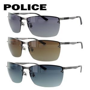 ポリス POLICE サングラス ブランド 国内正規品 2016 - 2017 AW モデル SPL540I 全3カラー 63サイズ 調整可能ノーズパッド COURT4 メンズ ドライブ brand-sunglasshouse